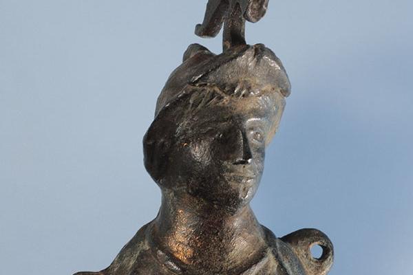 Bronzes d' Higuer Minerve