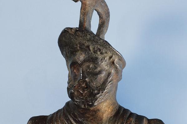 Bronzes d'Higuer Mars