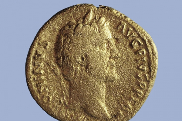 Sestercio de Antonino Pío