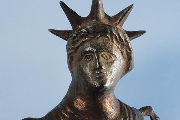 Bronces de Higuer Apolo-Helios