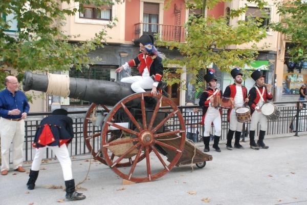 Inauguración Invasiones napoleónicas