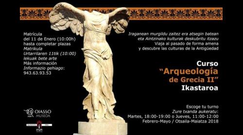 Arqueología de Grecia II