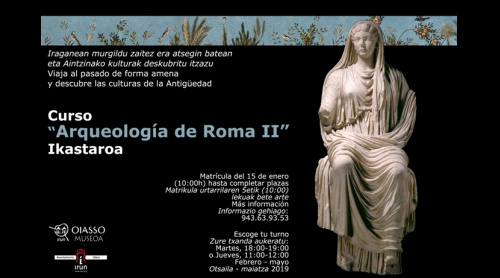 Arqueología de Roma II