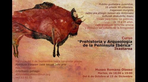 Prehistoria y Arqueología de la Península Ibérica